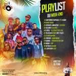 Playlist du WeekEnd 5 [Avril2021]
