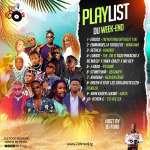 Playlist du WeekEnd 3 [Mars2021]
