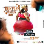 Marco Le Disciple - Toukplan Toukplan [Prod By Rado Beatz]