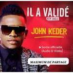 John Keder - Il a validé
