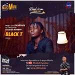BLACK T IGWE dans [REVEIL DE STAR] avec Élisabeth APAMPA