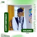 JULIANO - BIRTHDAY GIFT